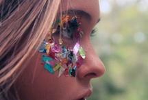 MAKE UP L<3VE / by Rebecca Toney