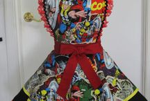 Pin Up Apron / by Aprons By Vittoria