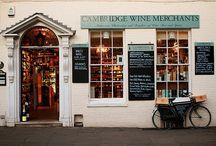 shop | cafés & restaurants / by Dorothy Lei