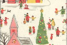 Christmas Cards & Wrapping Paper  / Christmas  / by Cindy Kane