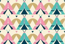 Prints & Patterns / by Anais Lee Creative