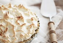 fare | pies & tarts / by Hill's Kitchen