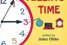 Book Bundles -- Telling Time / by Katie Salo