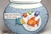Shaped Cards / by Susan Joyce