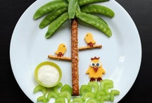 Fun Foods / by Beth Raleigh