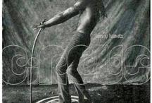 cd cover art work / by Yoji Kawada