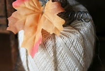 Fall Decorating Ideas / by Ginger Searle