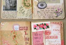 Inspiration Board: Art Journal / by Liz Nelums