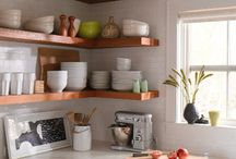 kitchen inspiration / by Sharon Profis