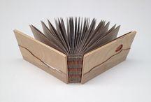 Book arts / by Daniela Sloga Hanna Ardiman