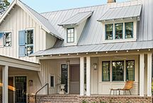 Palmetto Bluff & The Southern Living Idea House / In perfect tandem, Architect Ken Pursley and Interior Designer Suzanne Kasler work together to write the next chapter of Southern style with our 2014 Idea House. It's lighter, fresher, and more livable than ever before. | Story by Zoe Gowen / by Bevolo