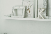 All Things White / by Katy Yocom-Yenawine