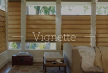 Vignette / Vignette / by Designer Window Fashions