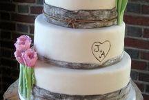M and S wedding cake / by Alison Sandridge