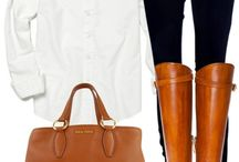 Fall Clothes / by Lindsey Parker