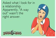 Funny Ecards / Funny ecards - snarkecards and more! / by Everything Funny