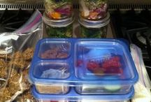Lunches / Take to work or school lunch ideas / by Pamela Smith