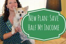 Save 50 / Articles related to saving half your income. / by Kathleen Celmins
