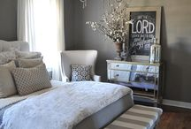 master bedroom / by Rebecca Sherman