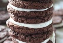 Cookie Monster (brownies/bars) / by Katie Peterson