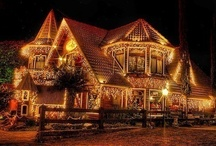 Christmas Lights / by Connie Foulker