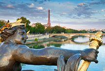 Paris trip / by Holly Zahn Manske