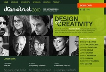 Web and Design / by Connie Soderborg