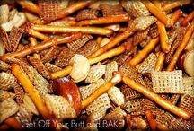 snacks / by Meredith Medlock