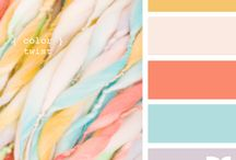 palettes. / by Kimberly