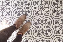 floor love / by amanda carroll