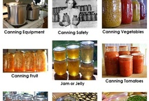 Simply Canning / Pages from SimplyCanning.com  all in one place!  / by SimplyCanning.com