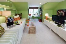 Interiorismo / Ideas para decorar distintos ambientes de tu casa o departamento / by Maure Inmobiliaria