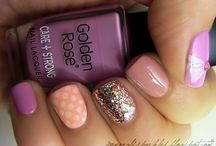 ♥ Inspirational Skittlette Nails ♥ / by KimsKie's Nails