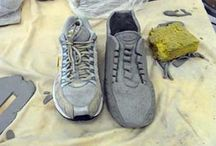 Art Shoes / Examples for Pottery 3-4 Shoe Unit / by DeAnn Hanisch