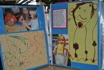 Preschool Portfolio / Artifacts and work samples of Preschool Experience  / by Jillian Bailey