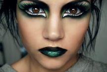 Make up/hair / by Aletia Scott