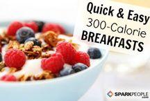 300 calorie meals / by Lee Kurtz