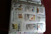 Budget/coupons / by Angela Whitaker