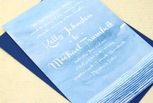 Wedding Invitations / by Beth Rehmann