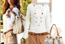 Fashion Ideas - Fall Shorts & Skirts / by Heather Raine, Porch Swing Staging & Redesign