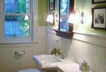 Bathroom Renovations / by Kristin Wheeler