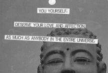 Buddha / by Tessa Linedeker