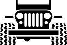 It's A Jeep Thing / by George Baker