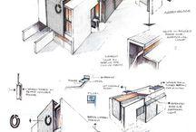disegni-Architettura-modelli / by Carmen Viganò