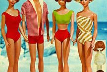Barbie and Ken / by Sharon Buckner