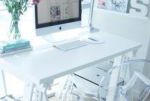 Workspace / by Amanda Ackerman