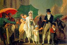 Historical Fashion Stuff / by Abby Huckvale