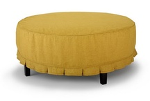 sectional slipcover / by Tatertots and Jello .com