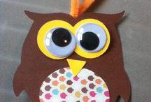 Owl Crafts / by Melissa Hommel