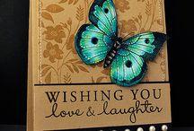 Cards, Fall / by Debra New